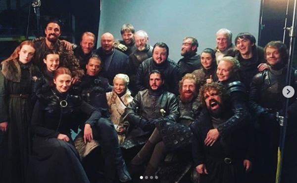 Игра престолов каст(2019)|Фото:instagram.com/emilia_clarke