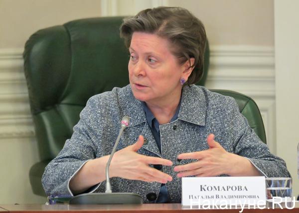 Наталья Комарова(2019)|Фото: Накануне.RU