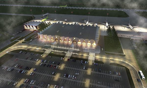 аэропорт Нового Уренгоя, аэропорт Новый Уренгой(2019)|Фото: yanao.ru