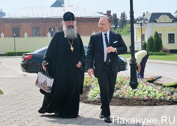 митрополит Кирилл, Игорь Алтушкин(2019) Фото: Накануне.RU