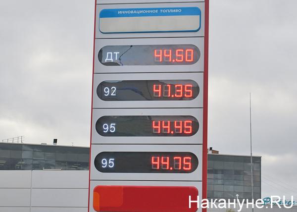 без бренда, топливо, бензин, заправка, АЗС, цены(2019)|Фото: Накануне.RU