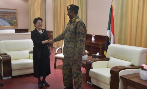 Спредставитель КНР по Судану Сюй Цзинху(2019) Фото: 3g.163.com/