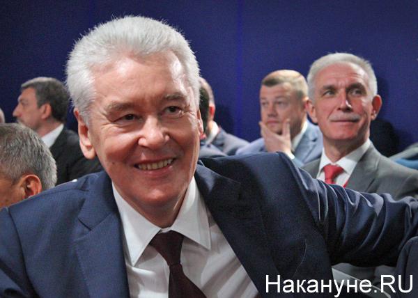 ПМЭФ-2019, Сергей Собянин(2019)|Фото: Накануне.RU