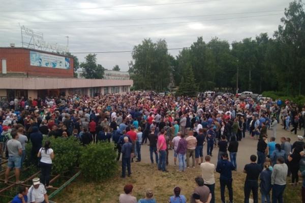 народный сход в Чемодановке(2019)|Фото: penzavzglyad.ru