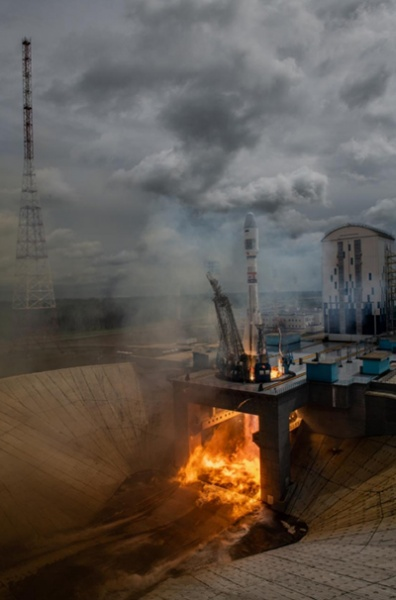 космодром Восточный Союз(2019)|Фото:GK Launch Services/Роскосмос
