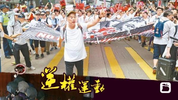 Гонконгский оппозиционер Джимми Лай(2019)|Фото: hk.news.appledaily.com