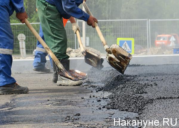 ремонт дороги (2019)|Фото: Накануне.RU
