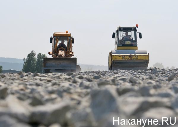 техника, ремонт дороги(2019) Фото: Накануне.RU