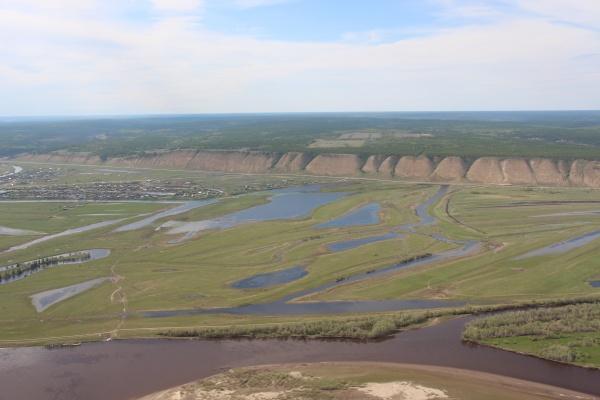 река Лена, Якутия(2019)|Фото: Маргарита Нифонтова
