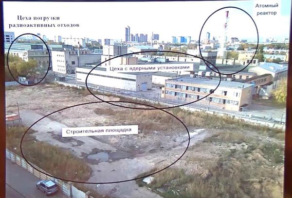 Застройка рядом с Курчатовским институтом(2019) Фото: Госдума РФ