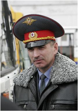 демин юрий алексеевич начальник гибдд гувд по свердловской области|Фото: www.guvdso.ru