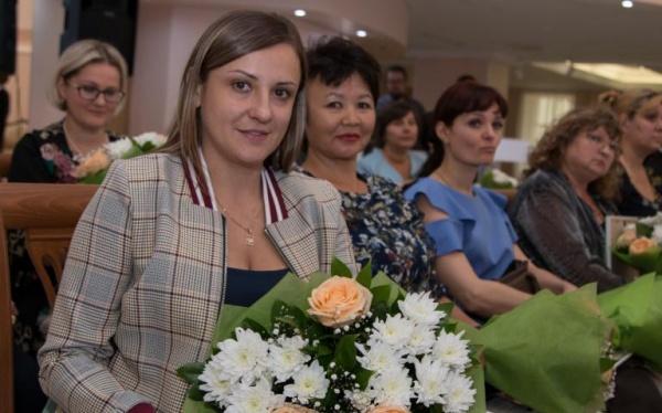 Награждение в честь дня работника торговли Нижневартовск(2019)|Фото: Администрация Нижневартовска
