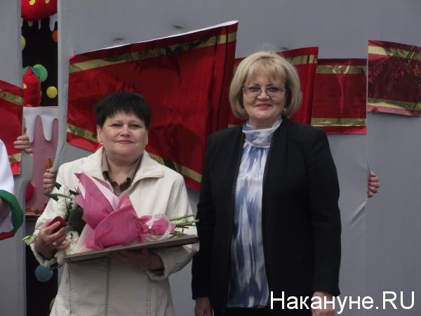 351-летие Камышлова Людмила Бабушкина(2019)|Фото: Накануне.RU