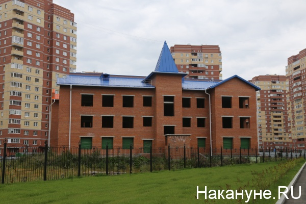 строительство, микрорайон, долгострой, недострой(2019) Фото: Накануне.RU