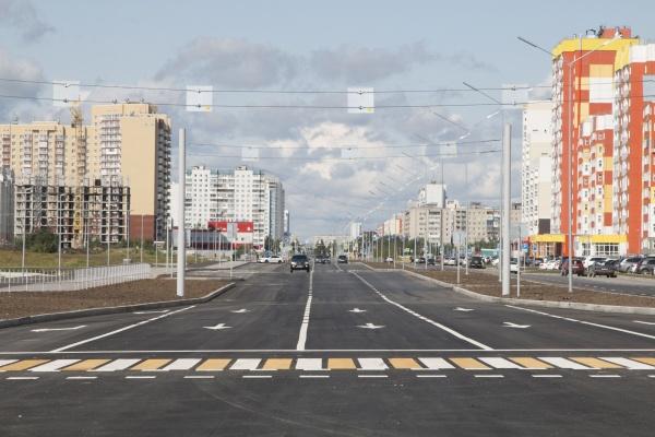 Открытие участка улицы Ленина Нижневартовск(2019)|Фото: Администрация Нижневартовска