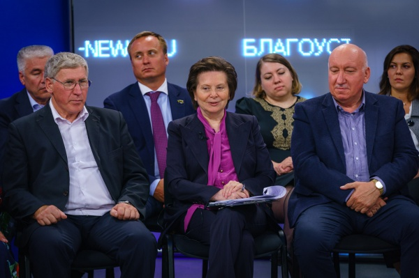 Губернатор онлайн, благоустройство, Наталья Комарова(2019)|Фото: admhmao.ru