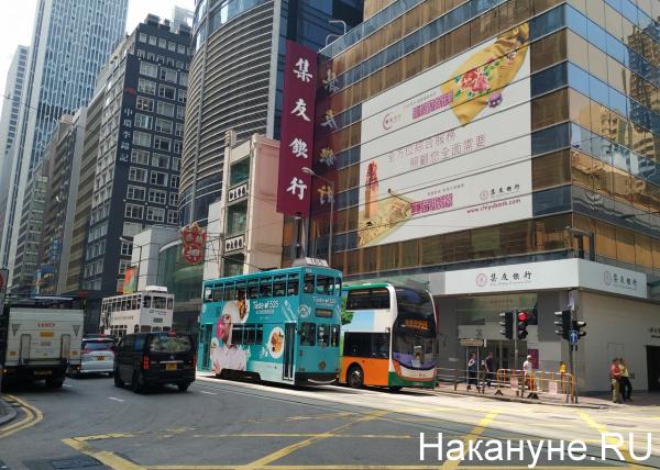 """Ждать ли в Гонконге """"новый Тяньаньмэнь""""?"""