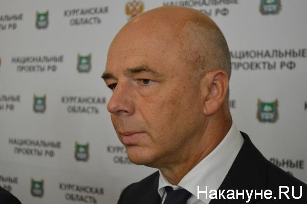 Антон Силуанов(2019)|Фото:Накануне.RU