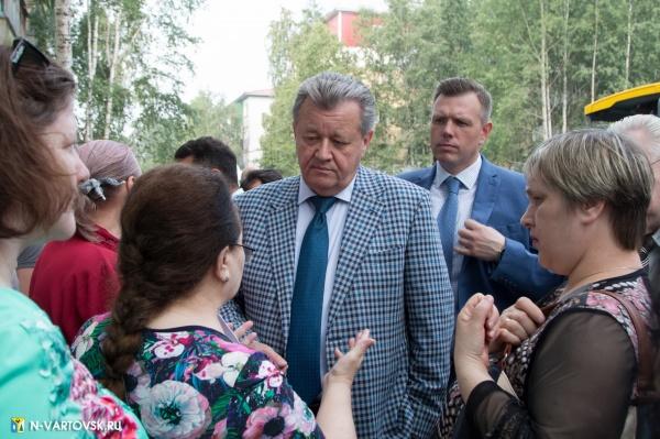василий тихонов, нижневартовск, вартовчане(2019)|Фото: пресс-служба главы Нижневартовска