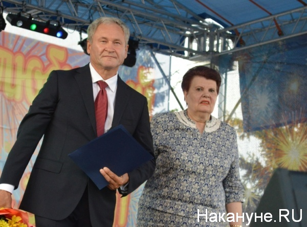 Алексей Кокорин, Людмила Новикова(2019)|Фото:Накануне.RU