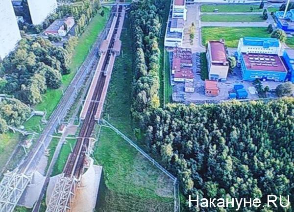 Юго-Восточная хорда, могильник ядерных отходов(2019)|Фото: Накануне.RU