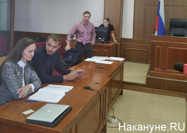 Антон Шипулин в суде(2019)|Фото: Накануне.RU