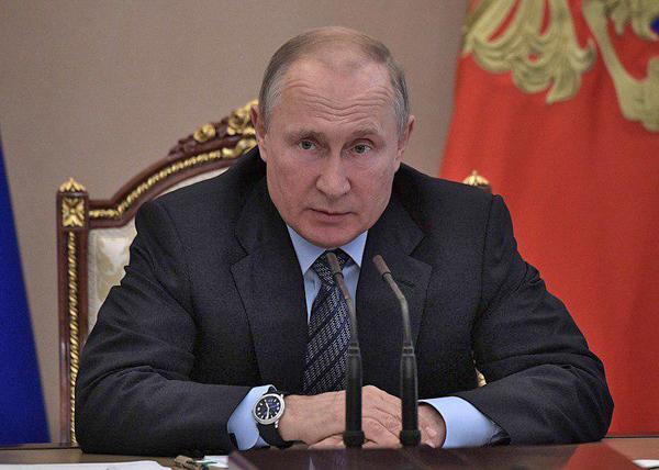 Владимир Путин(2019)|Фото: kremlin.ru