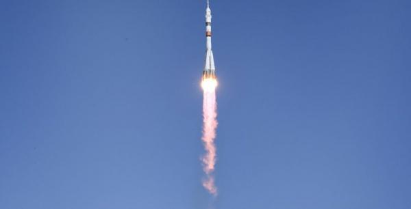 Запуск ракеты-носителя Союз 2-1а 22.08.2019(2019)|Фото: www.roscosmos.ru