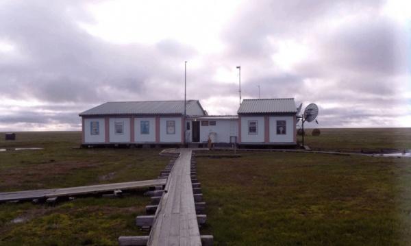 научный центр изучения Арктики, остров Белый(2019)|Фото: yanao.ru