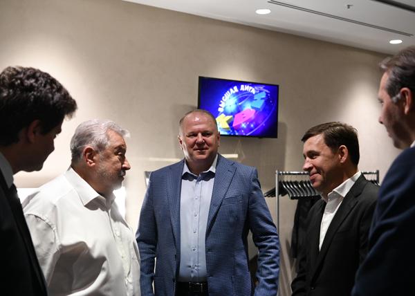 Встреча выпускников КВН в Екатеринбурге(2019)|Фото: gubernator96.ru