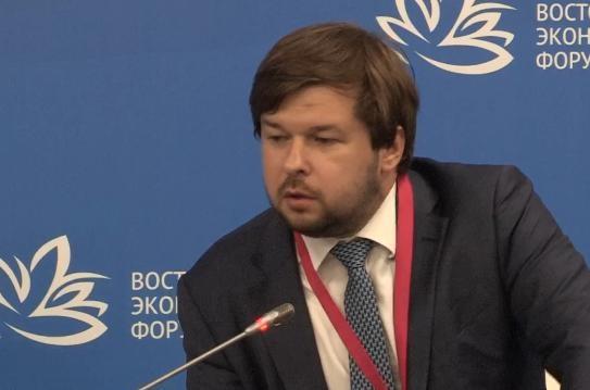 Павел Сорокин, заместитель министра энергетики РФ(2019)|Фото:forumvostok.ru