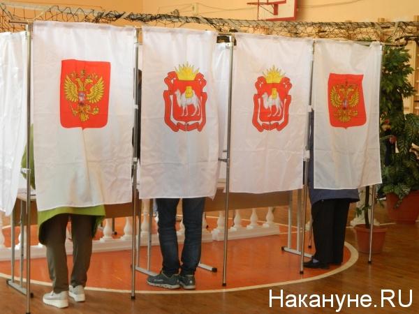 8 сентября, день выборов, голосование, Челябинская область(2019)|Фото: Накануне.RU
