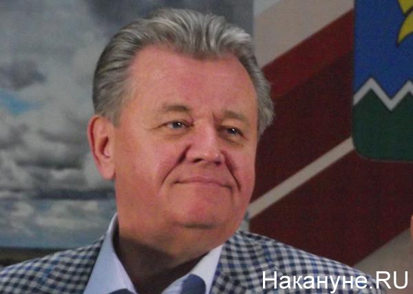 Глава Нижневартовска Василий Тихонов(2019)|Фото: Накануне.RU