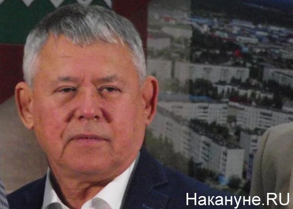 Глава Мегиона Олег Дейнека(2019) Фото: Накануне.RU