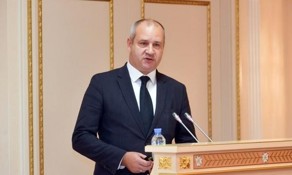 Директор департамента здравоохранения ЯНАО Сергей Новиков(2019)|Фото: Правительство Ямала