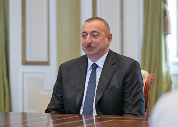 Ильхам Алиев(2019) Фото: Департамент информационной политики Свердловской области