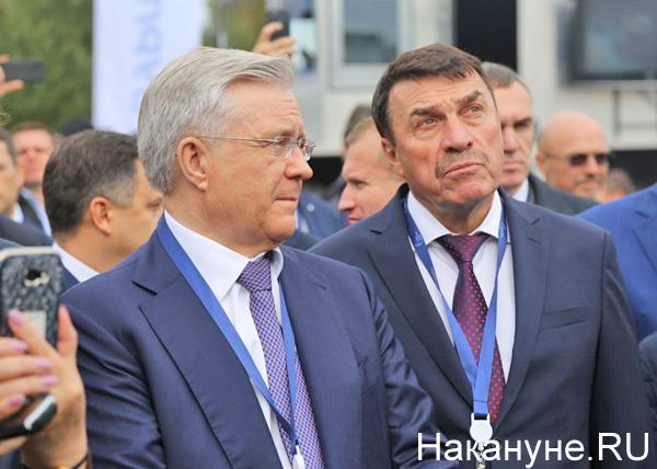 Тюменский нефтегазовый форум, Владимир Богданов(2019) Фото: Накануне.RU