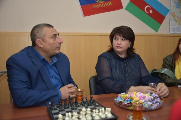 Встреча с РКОО Азербайджанцы Нижневартовск(2019)|Фото: Администрация Нижневартовска