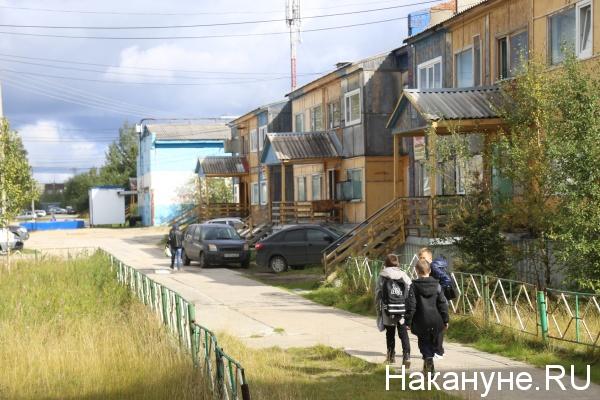 бараки, Муравленко, аварийное жилье(2019) Фото:Накануне.RU