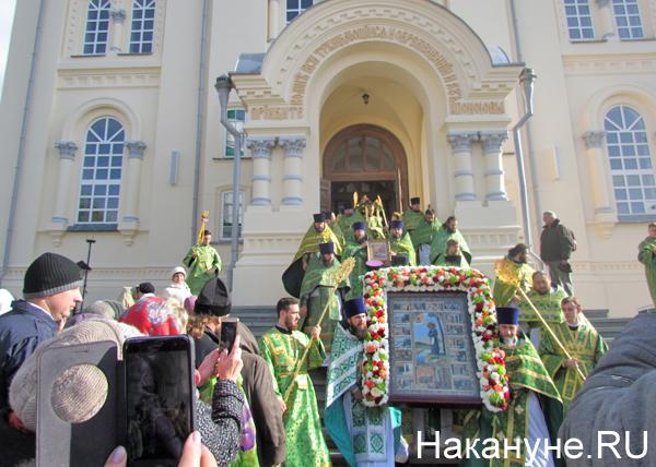 Празднование обретения мощей Симеона Верхотурского(2019)|Фото: Накануне.RU