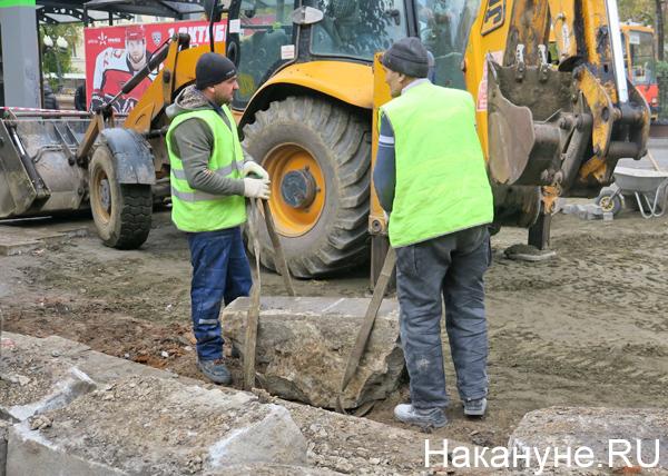 Дорожные работы(2019)|Фото: Накануне.RU