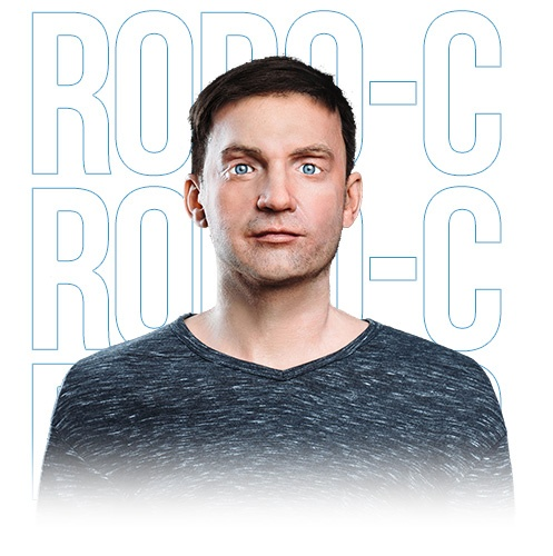 Андроид Robo-C(2019) Фото: promo-bot.ru