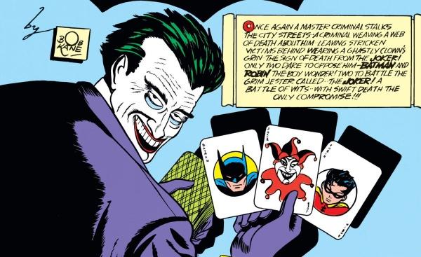 Джокер(2019)|Фото: комикс Джокер