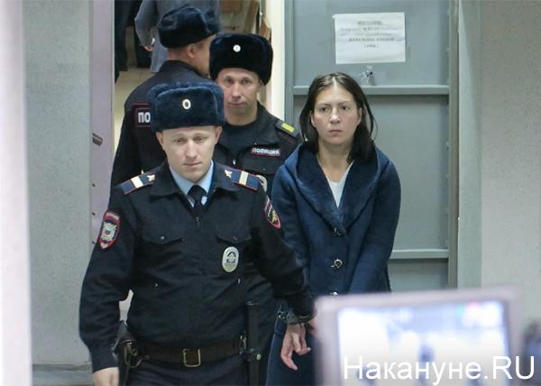 Екатерина Меньшикова, подозреваемая в убийстве Ксении Каторгиной(2019)|Фото: Накануне.RU