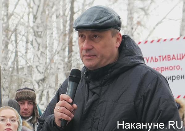 Алексей Кузнецов представитель администрации Чкаловского района(2019)|Фото: Накануне.RU