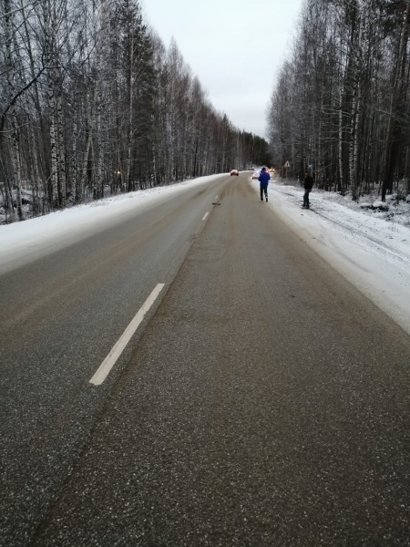 яма на дороге(2019)|Фото: ГИБДД ГУ МВД России по Свердловской области