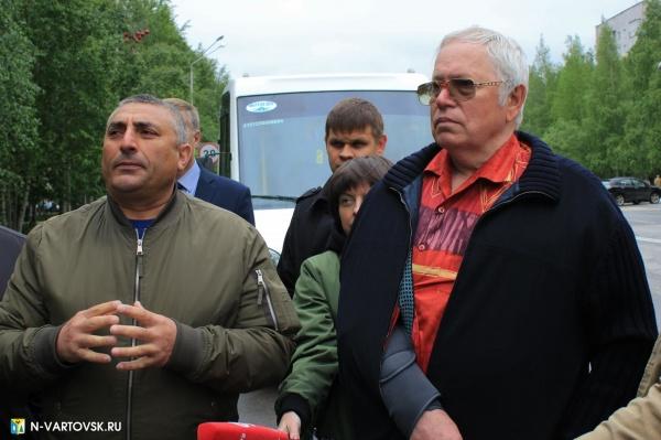 исмаилов, общественник, нижневартовск(2019)|Фото:пресс-служба администрации Нижневартовска