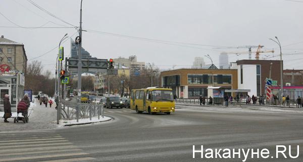 Перекресток ул. Большакова - 8 марта(2019)|Фото: Накануне.RU