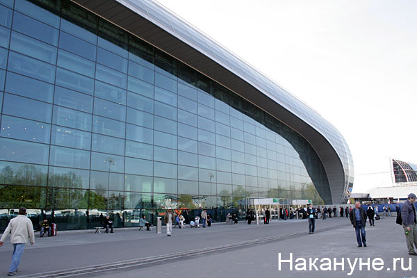 москва аэропорт домодедово|Фото: Накануне.ru