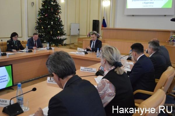 совещание, эффективность работы УК(2019)|Фото: Накануне.RU